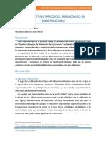 Aspectos Tributarios del Fideicomiso de Construccion_Gestando.docx