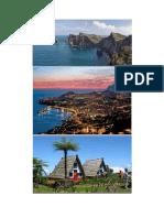 Pratos Típicos Madeira