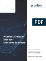 PEM Executive Summary