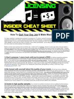 MusicLicensing_InsiderCheatSheet