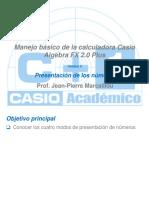 Casio fx 2.0