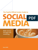 the PayPal Guide to Social Media