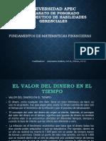 Valor Del Dinero en Tiempo. VPN