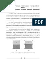 UNIDAD 3.PROPIEDADES INTERFACIALES Y SEPARACIÓN DE FASES.