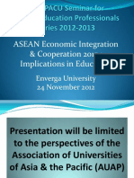 ASEAN Integration 2015