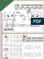 Telhamento e Alfabetização a1