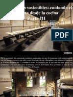 Yammine - Restaurantes Sostenibles Cuidando El Planeta Desde LaCocina, Parte III