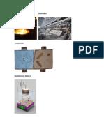 Imprimir Imagenes de Proceso de Fundicion y Aleaciones