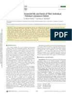 Articulo 1. Repellent Activity of Essential Oils and Some of Their Individual Constituents Against Tribolium Castaneum Herbst