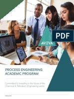 Brochure AVEVA AcademicProgram 09-18
