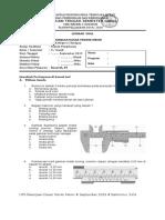 SOAL PTS PDTM X TPL