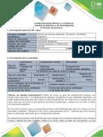 Guía Para El Desarrollo Del Componente Práctico - Tarea 5 - Componente Práctico - Fotointerpretacion y Mapificacion