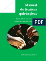 Manual de Tecnicas Quirurgicas Meditextos