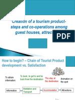Creation of Product Development