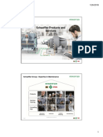 3 SCHAEFFLER Products and Services