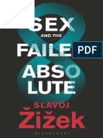 Slavoj Zizek Sex and the Failed Absolute