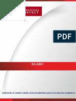 Analisis Clinico Ii_silabo 2019-II