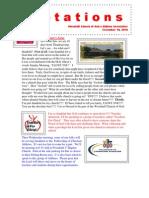 Bulletin11-16-10