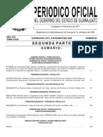 Reglamento de Construcciones Dolores Hidalgo