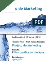 Marketing - Purificador de Água Pura v2