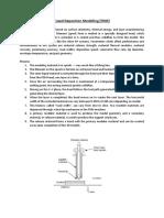 Fused Deposition Modelling (FDM)