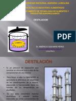 10. Destilación