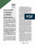 Manila Standard, Oct. 1, 2019, Mocha back in harness at OWWA.pdf