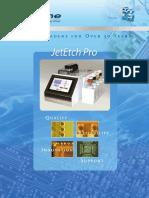 JetEtch Pro Brochure