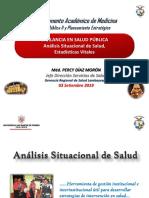 5º Estadisticas Vitales ASIS 2019