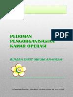 Pedoman Pengorganisasian OK