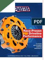Quarter Master 2016 Catalog