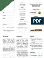 One Week STTP Brochure_link