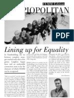 Kuopiopolitan - Issue II - Leaflet FEMM
