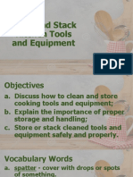 Store and Stack Kitchen Tools and Equipment