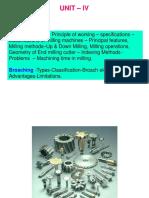 Milling Autonomous