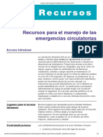 Soporte Vital Avanzado Pediátrico Libro Del ProveedorA9.1