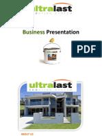 Business Presentation- DISTRIBUTION
