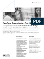 ACPM DevOps Foundation - DXC Technology