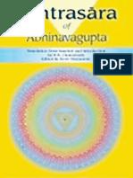 H.N. Chakravarty Boris Marjanovic - Tantrasara of Abhinavagupta - 2012.pdf