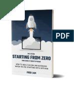 Creating Wealth Starting From Zero