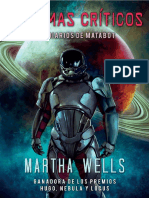Sistemas Criticos - Martha Wells