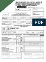 BIEK Improvement form (Legal) 2019