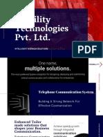 Telephone Communication System