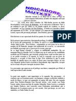 Analisis de Los Cuernos de Don Friolera