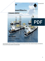 Diamond Offshore - SHW 2016 - NOTES