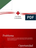 presentación Concurso Cruz Roja