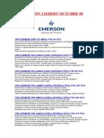 Emerson Liebert