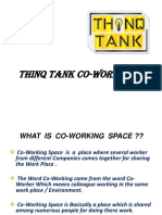 ThinQTank - Co-Working Space in Pune