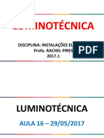 Aula 16 Luminotécnica