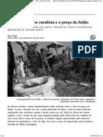 Opinião_ O Golpe Ruralista E O Preço Do Feijão - Geral - Brasil de Fato.pdf